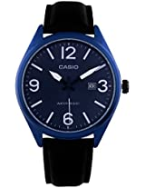 Enticer A629-Mtp-1342L-2Bdf -1 Black/Blue Analog Watch