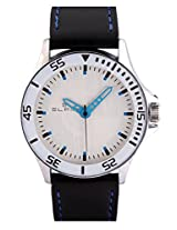 ELFIN Silver Dial Men's Watch (ELF1007B)