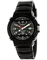 Casio Enticer Analog Black Dial Men's Watch - HDA-600B-1BVDF (A508)