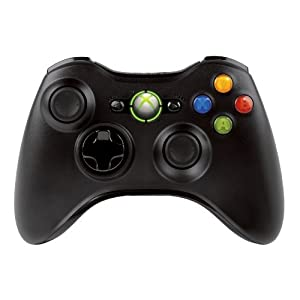 Microsoft Xbox 360 Wireless Controller for Windows (For PC, Xbox