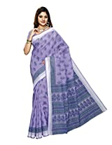 Suhanee Cotton Saree (Suhagan - 1017 _Purple)
