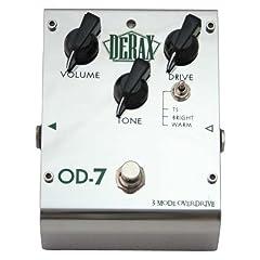 DERAX OD-7 3-Mode Overdrive