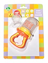 MEE MEE Easy Food Feeder (MM FP8), Orange