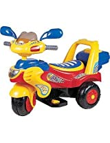 Toy House Electronic Ride On Racing Turbo Bike