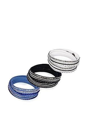 Diamond Style Armband-Set x 3 Astral