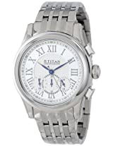 Titan Orion Analog Silver Dial Men's Watch - NC1562SM01
