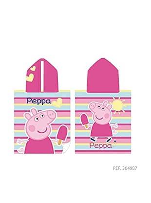 Peppa Pig Poncho Lines