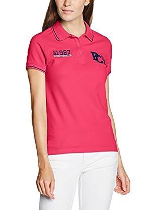 POLO CLUB Poloshirt Varsity