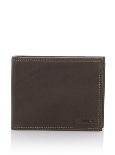 Hlaska Men's Collector Wallet (Moss)