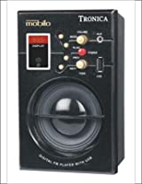 Tronica Mobilo Portable Speakers (Black/Grey)