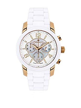 Mathieu Legrand Reloj de cuarzo Woman Blanco 38 mm
