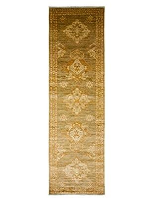 Darya Rugs Oushak Oriental Rug, Sand, 2' 7