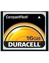 Duracell 16 GB 133x USB 2.0 Compact Flash Card DU-CF-16G-R