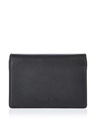 Braun Büffel Kreditkartenetui (Schwarz)