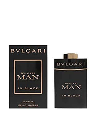 Bvlgari Eau De Parfum Hombre Man In Black 150 ml
