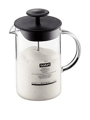Bodum Hand Milchaufschäumer Latteo 0.25 L schwarz