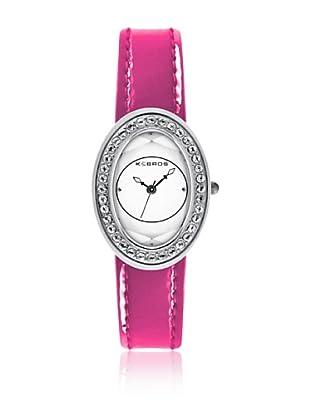 K&Bros  Reloj 9159 (Fucsia)