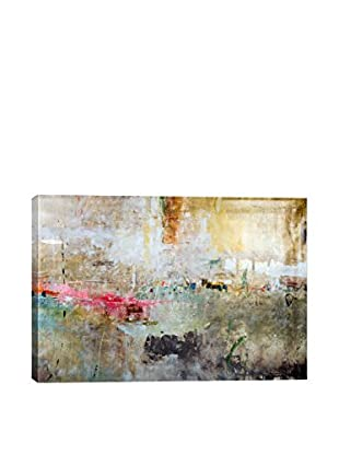 Rain Clouds Gallery Wrapped Canvas Print