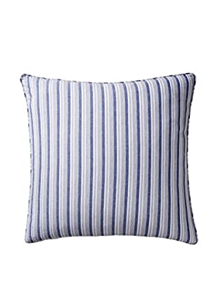 Nantucket Dream Striped Sham, Blue Multi, Euro