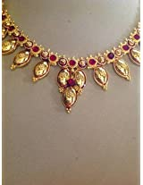 Necklaces - Kundan Partywear Short Necklaces at LOWest prices