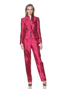 Jones New York Collection Women's Long Sleeve Jacket (New Garland)
