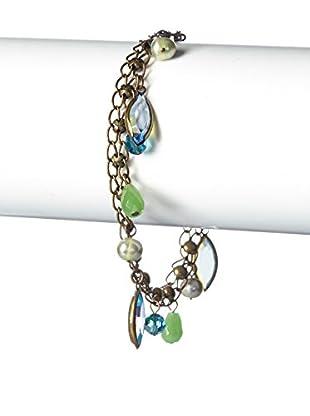Liz Palacios Multi Charm Bracelet