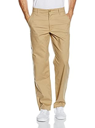 Dockers Pantalone Pacific On The Go Khaki Desert Sand Canv