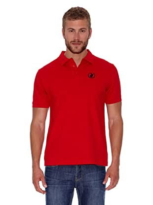 Polo Club Polo Custom Fit Logo Small (Rojo)