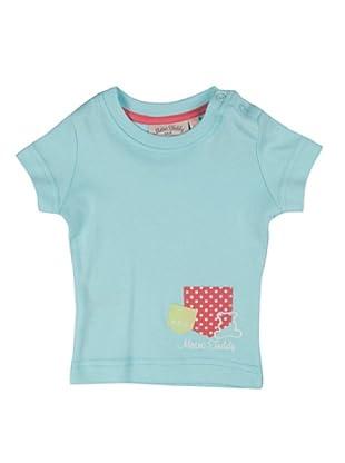 Metrokids Camiseta Niña Goiânia (Azul)