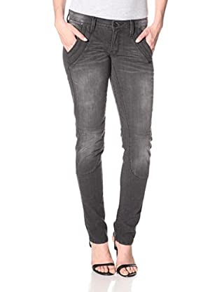 Sinclair Women's Nouvel Skinny Archetectural Jean (Night Owl)