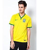 Football Brasil Cbf Home Stadium Jersey