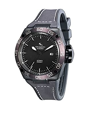 Strumento Marino Reloj Defender Automatic SM105L-BK-NR-GR