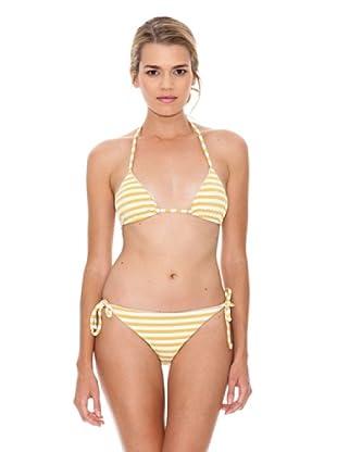 Monoplaza Bikini Light (Amarillo)