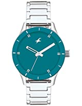 Fastrack 6078SM01 womenâ€TMs watch
