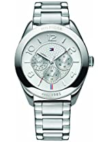 Tommy Hilfiger Analog White Dial Women's Watch - NTH1781215J
