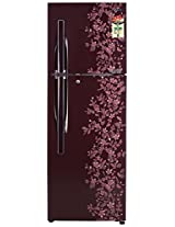 LG GL-C282RSPL Frost-free Double-door Refrigerator (255 Ltrs, 4 Star Rating, Scarlet Paradise)