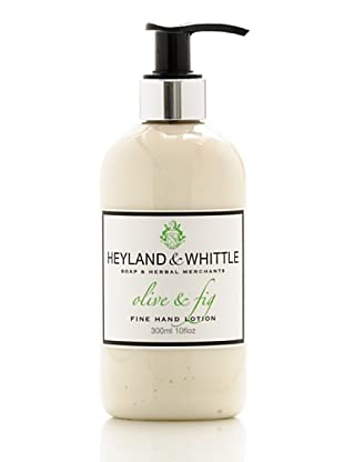 Heyland&Whittle Crema Manos Oliva y Higo 300 ml