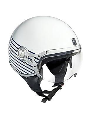 Exklusive Helmets Helm Freeway Marina White