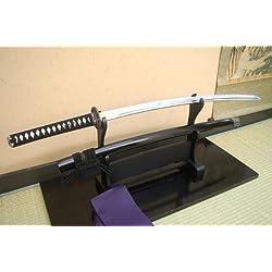 [名刀シリーズ・高級模造刀]坂本龍馬拵え陸奥守吉行写し