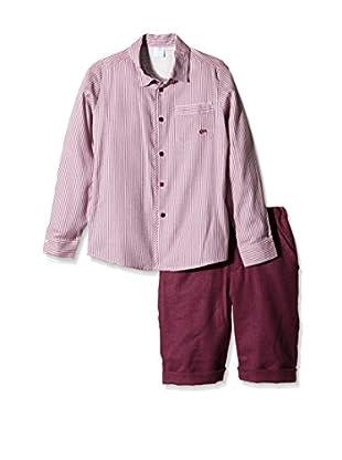 Elisa Menuts Conjunto Camisa+ Bermuda