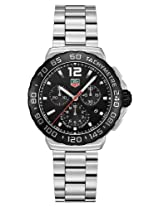 Tag Heuer Formula One Chronograph Mens Watch Cau1110.Ba0858
