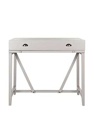 Safavieh Wyatt Writing Desk with Pull-Out Table, Grey
