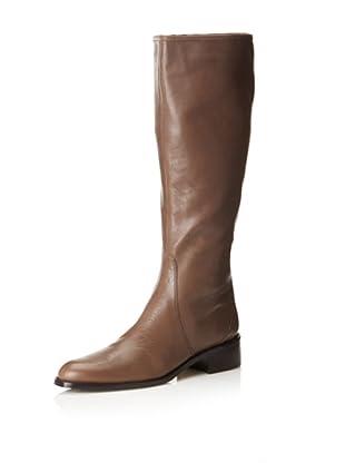 Delman Women's Rosie Riding Boot (Elephant)