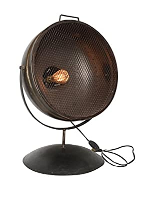 Uptown Down Vintage Cage Light, Black