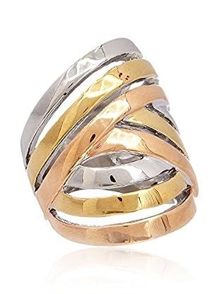 McKenzie Ring Tori (versilbert / vergoldet)