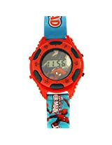 Marvel Digital Multi-Color Dial Children's Watch - DW100190