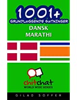 1001+ grundlæggende sætninger dansk - Marathi