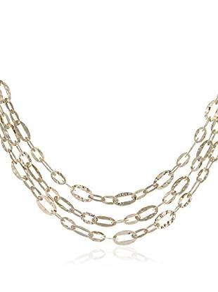 ETRUSCA Halskette 254 cm goldfarben