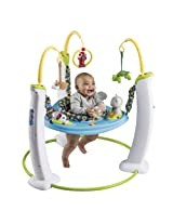 Evenflo Exersaucer Jump and Learn Stationary Jumper, My First Pet