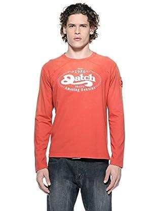 Datch Camiseta Manga Larga (Coral)